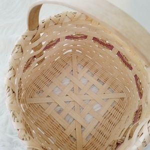 Accents - Handcrafted basket